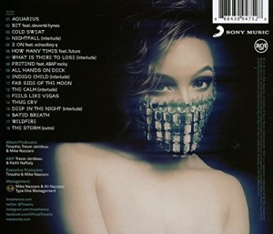 Tinashe (Back)
