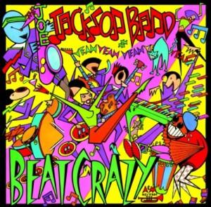 JoeJackson_BeatCrazy (Front)