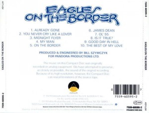 On The Border (Back)