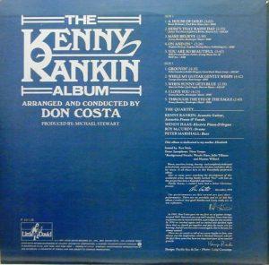 TheKennyRankinAlbum (Back)