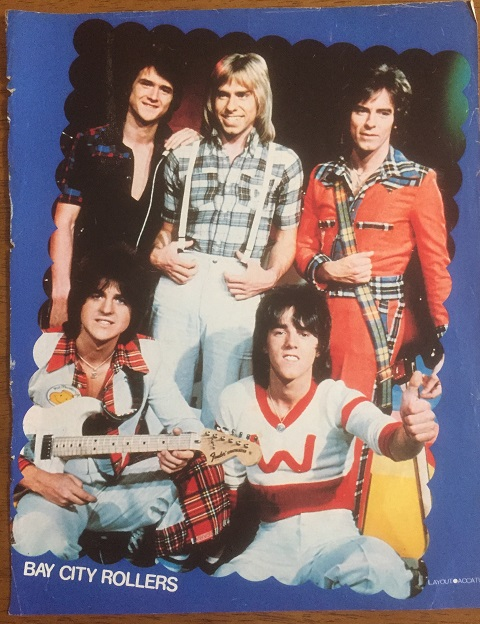 Bay City Rollers ㊙日記リターンズ(43)