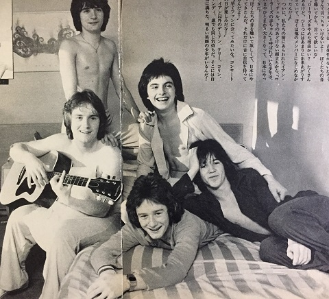Bay City Rollers ㊙日記リターンズ(63)