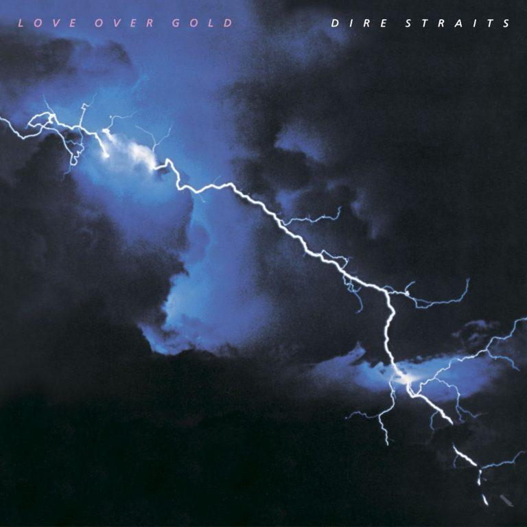 新旧お宝アルバム!#186「Love Over Gold」Dire Straits (1982)