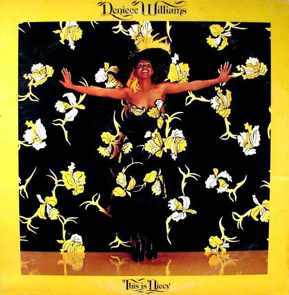 新旧お宝アルバム!#189「This Is Niecy」Deniece Williams (1976)