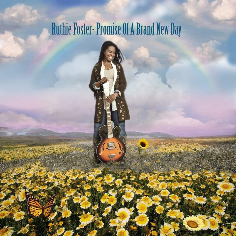 新旧お宝アルバム!#192「Promise Of A Brand New Day」Ruthie Foster (2014)