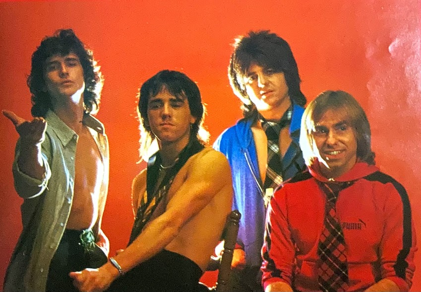Bay City Rollers ㊙日記リターンズ(205)